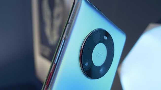 HP Kamera Terbaik Huawei Mate 40 Pro