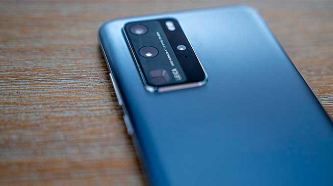 HP Kamera Terbaik Huawei P40 Pro