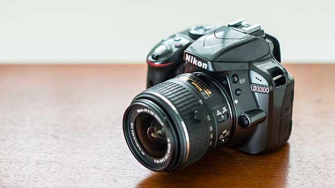 Nikon D3300 kamera DSLR
