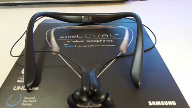 Samsung- Level U Wireless Headphones